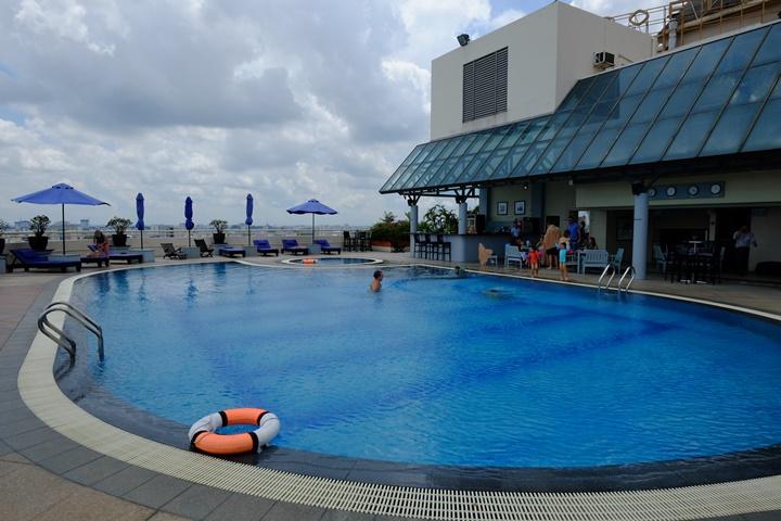 sofitel37 HoChiMinh-Sofitel Saigon Plaza舒適的空間 胡志明滿意的住宿環境