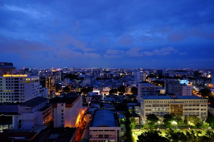 sofitel42 HoChiMinh-Sofitel Saigon Plaza舒適的空間 胡志明滿意的住宿環境