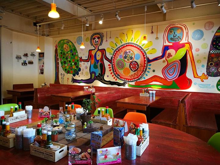 tacorice04 Okinawa-きじむな Taco Rice琉球美國村 融合墨西哥與日本的創意料理 塔可飯