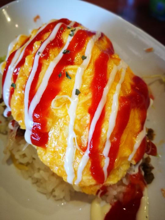 tacorice10 Okinawa-きじむな Taco Rice琉球美國村 融合墨西哥與日本的創意料理 塔可飯