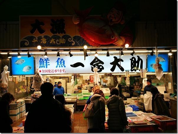Omicho23_thumb Kanazawa-金澤近江町市場好逛好吃/刺身屋鰻魚香甜好滿足