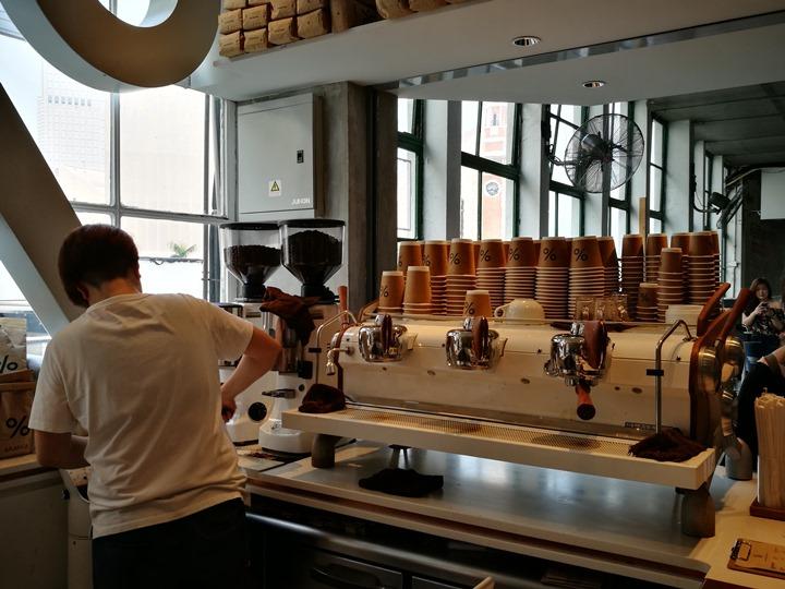 arabica101110 HK-%Arabica一家只賣咖啡的咖啡館(尖沙嘴天星小輪渡輪碼頭)