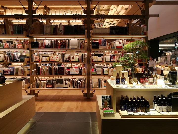 gsixtsutaya09 Ginza-銀座最新購物商場 GSIX櫃櫃都美 蔦屋書店 始終美麗的設計書店