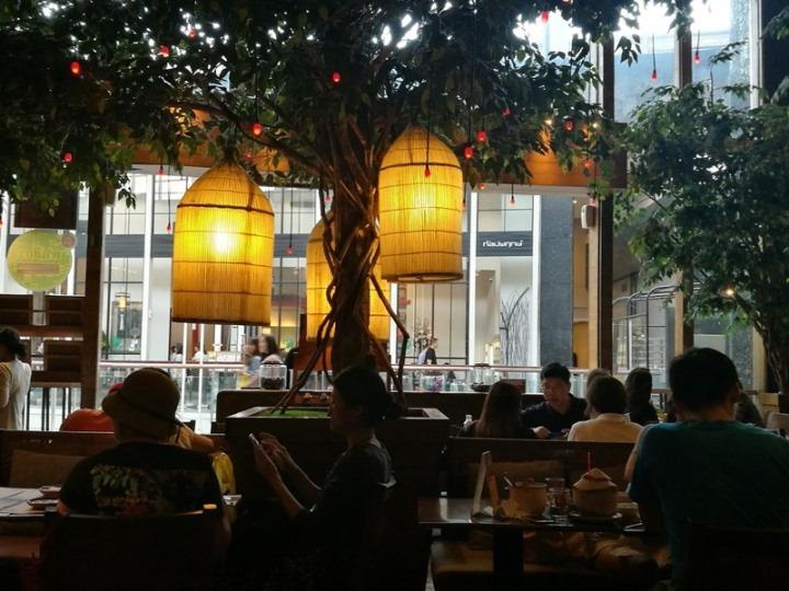 kumpoon02 Bangkok-Kum Poon泰國東北料理好吃又便宜(曼谷Central World)