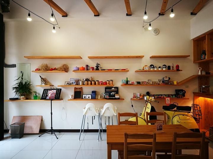 volperossa03 平鎮-Volpe Rossa Caffe紅狐咖啡 住宅區中的舒適靜謐咖啡