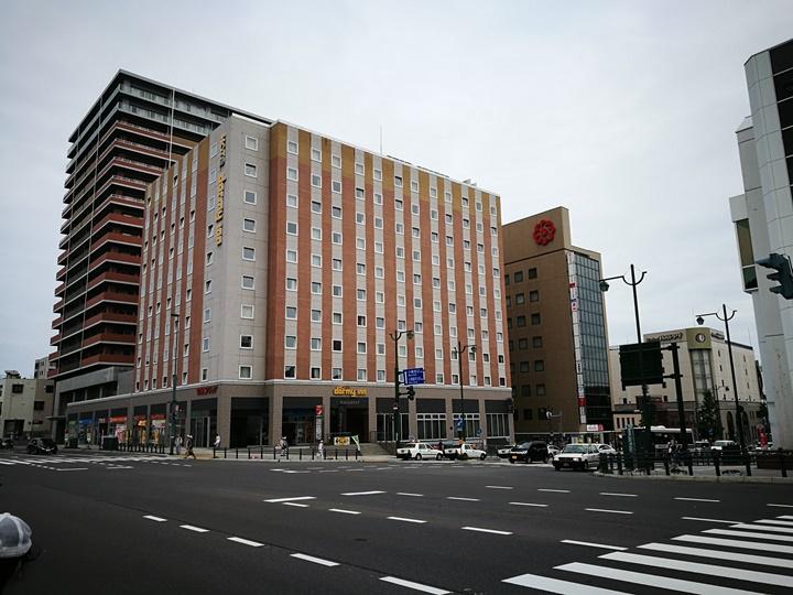 dormyinnotaru01 Otaru-Dormy Inn小樽站前交通方便有溫泉有宵夜