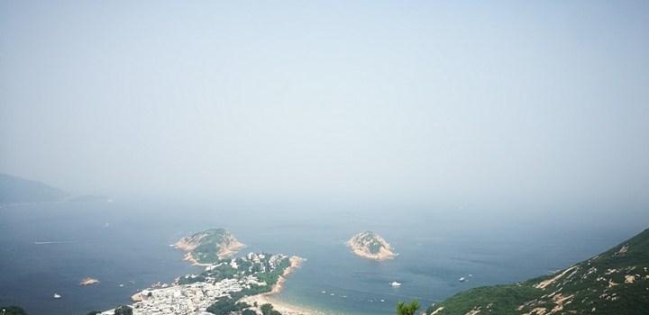 HK-亞洲最美市區行山徑-龍脊(港島徑第8段)
