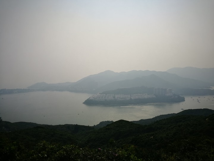 dragonbackmt.15 HK-亞洲最美市區行山徑-龍脊(港島徑第8段)