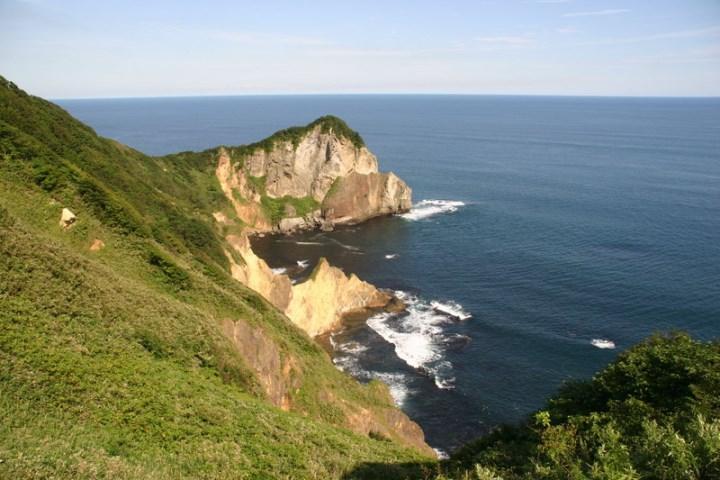 earthcape18 Muroran-北海道室蘭美景 地球岬/金屏風/白鳥大橋