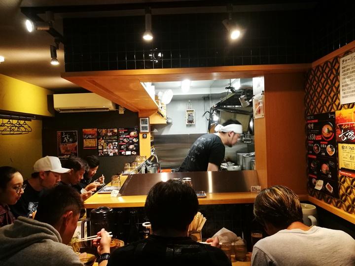 fujiya06 Sapporo-ふじ屋 NOODLE 札幌新拉麵橫丁 米其林推薦 招牌味增拉麵
