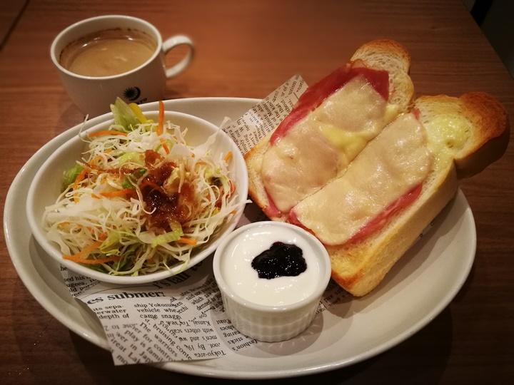 pronto6 Sapporo-Pronto Cafe札幌車站地下街簡單咖啡廳