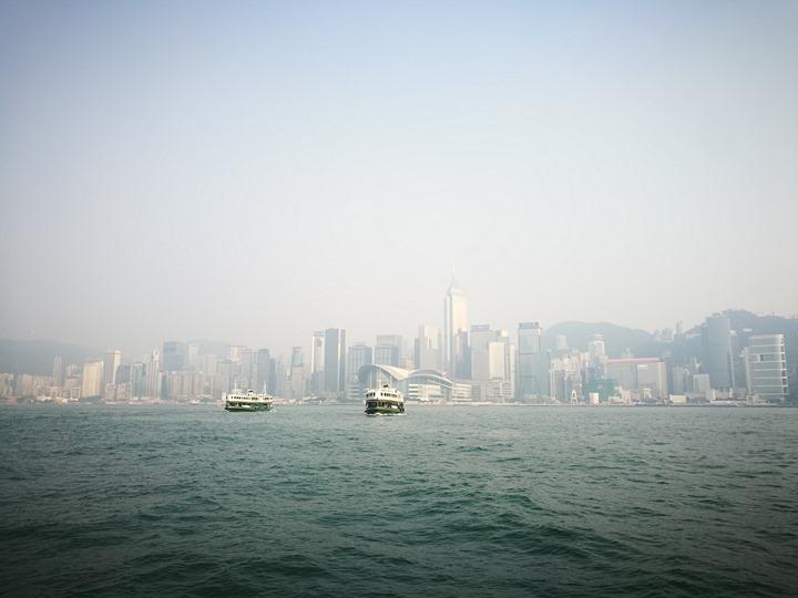 starferry22 HK-天星小輪 承載港人來往兩岸 欣賞維多利亞港美景