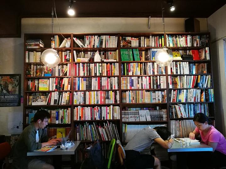perch03 大安-Perch Cafe來窩著咖啡窩著一下午 不限時的文藝咖啡館