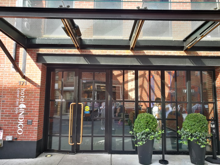 Hotelindigolowereastsideny02 New York-果真大蘋果之紐約真好玩 Hotel Indigo Lower East Side New York下東城展現新風貌