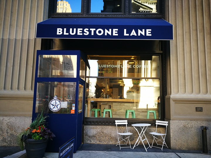 bluestonelanephilly01 Philadelphia-費城市政廳與Bluestone Lane Coffee歇個腳