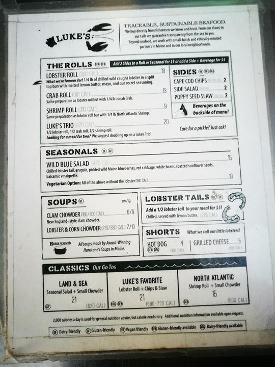 lukes04 New York-果真大蘋果之紐約真好玩 布魯克林橋下美食多Luke's Lobster&Brooklyn Ice Cream Factory