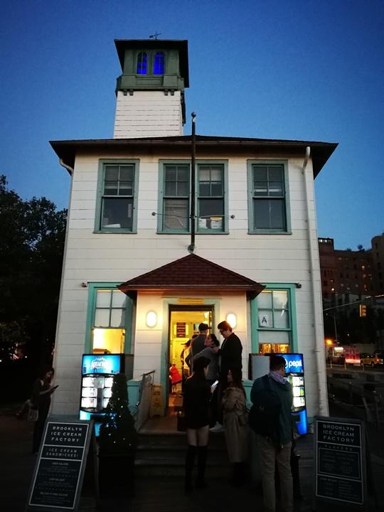 lukes08 New York-果真大蘋果之紐約真好玩 布魯克林橋下美食多Luke's Lobster&Brooklyn Ice Cream Factory