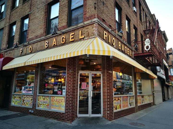 pio01 New York-果真大蘋果之紐約真好玩 不能錯過貝果..PIO Bagel真好吃