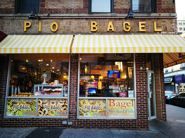pio02 New York-果真大蘋果之紐約真好玩 不能錯過貝果..PIO Bagel真好吃