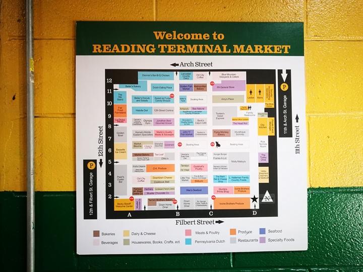 readingmarket02 Philadelphia-費城必訪Reading Terminal Market吃Amish餐廳Dutch Eating Place特色Apple Dumplings