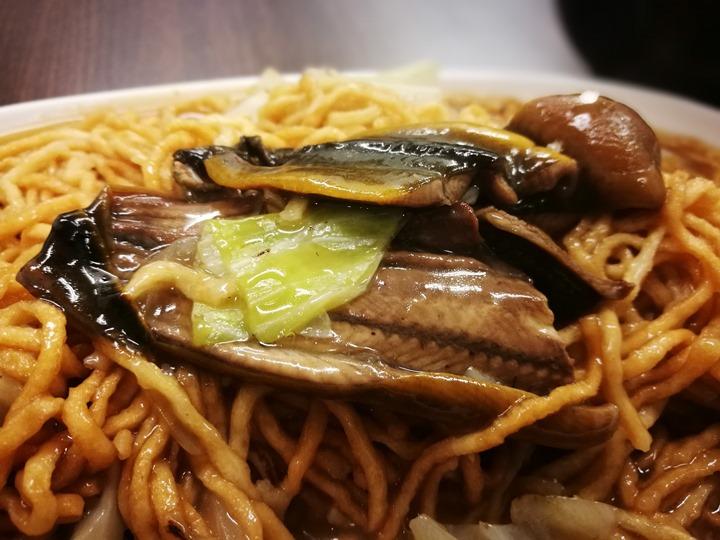 shanyumen3 竹北-台南鱔魚麵 簡單快炒店
