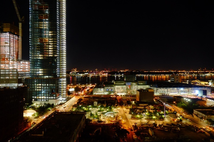 4PNYC5 New York-果真大蘋果之紐約真好玩 Four Points by Sheraton Manhattan Midtown West簡單舒適好睡的商務飯店