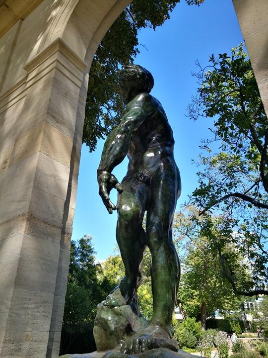 Philly26 Philadelphia-羅丹博物館看雕塑/費城藝術博物館 深植人心的拳王洛基拍攝處
