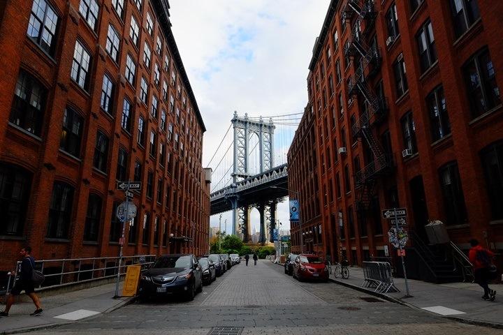 dumboo02 New York-果真大蘋果之紐約真好玩 布魯克林橋下 網紅聖地Dumbo&渡船碼頭賞曼哈頓夜景