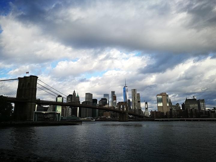 dumboo14 New York-果真大蘋果之紐約真好玩 布魯克林橋下 網紅聖地Dumbo&渡船碼頭賞曼哈頓夜景