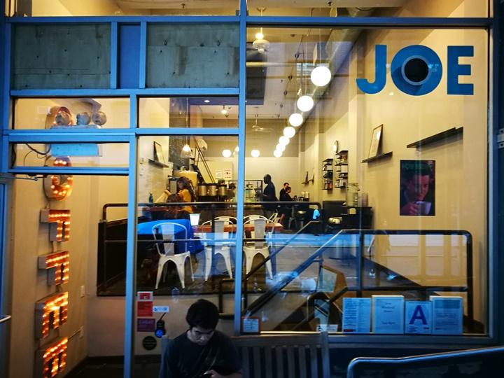 joecoffee01 New York-果真大蘋果之紐約真好玩Joe Coffee咖啡空少推薦的小巧咖啡館