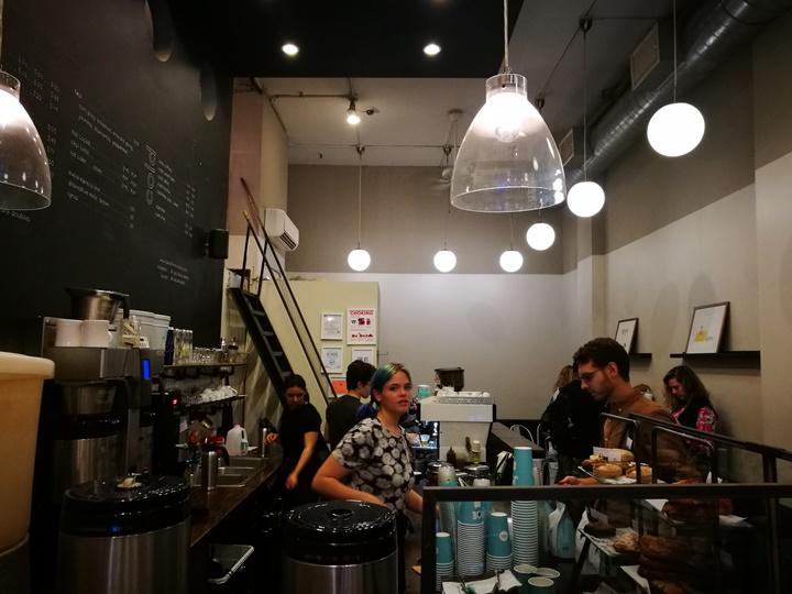 joecoffee05 New York-果真大蘋果之紐約真好玩Joe Coffee咖啡空少推薦的小巧咖啡館