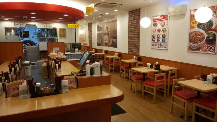 sukiya112 士林-すき家 平價日式丼飯