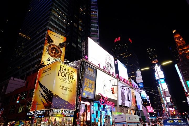 timesquare17 New York-果真大蘋果之紐約真好玩 無敵夯的時代廣場