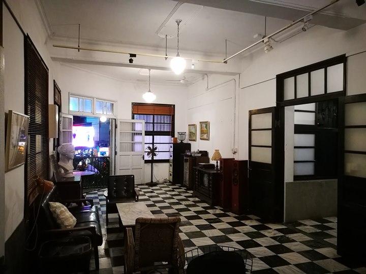 8cafe17 八德-八塊畫室咖啡 日治時代診所 舊建築裡的文青風