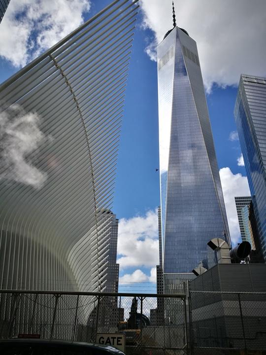 WTC460204 New York-果真大蘋果之紐約真好玩 重生的世貿中心1 WTC 超美的Oculus車站