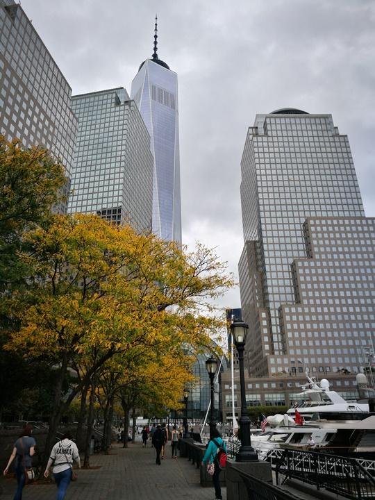 WTC460213 New York-果真大蘋果之紐約真好玩 重生的世貿中心1 WTC 超美的Oculus車站