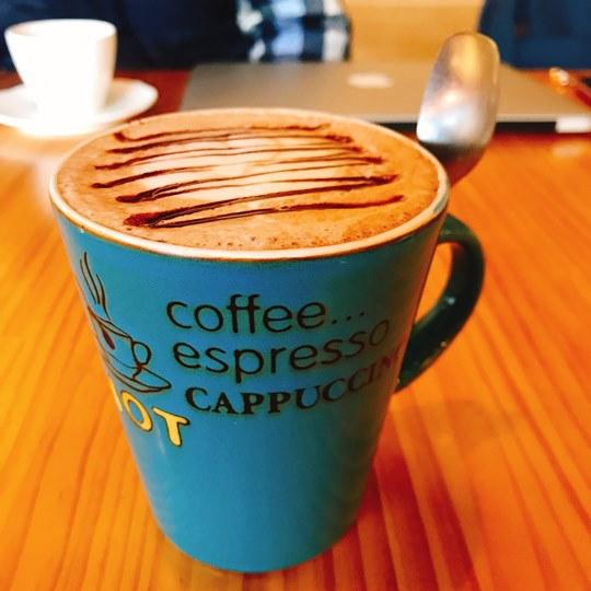 bendict19 八德-班迪克咖啡 輕鬆簡單一杯咖啡一個下午