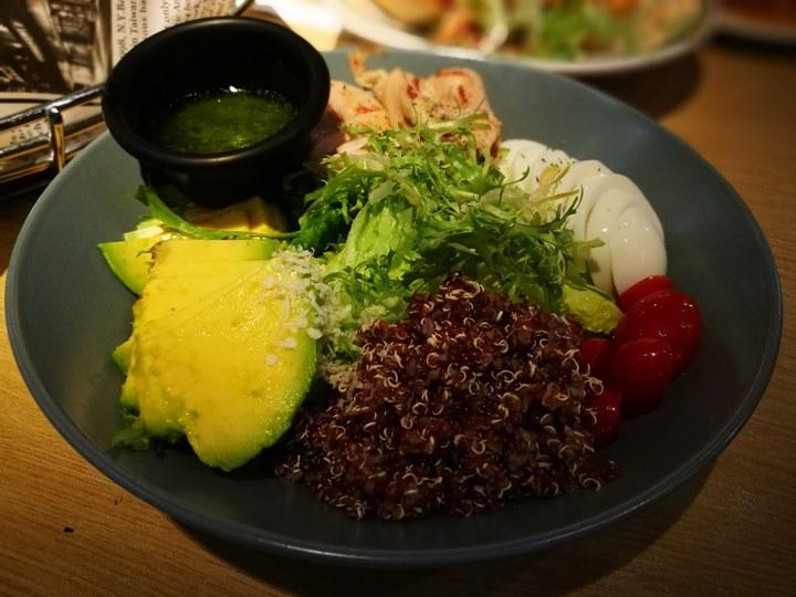 nybegels6 大同-N.Y Bagels Cafe京站內名店 食物普普...