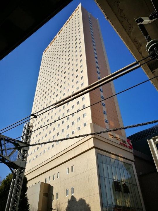 oursinnoiimachi03 Oimachi-大井町Ours Inn阪急 超方便舒適簡單但有高級飯店FU