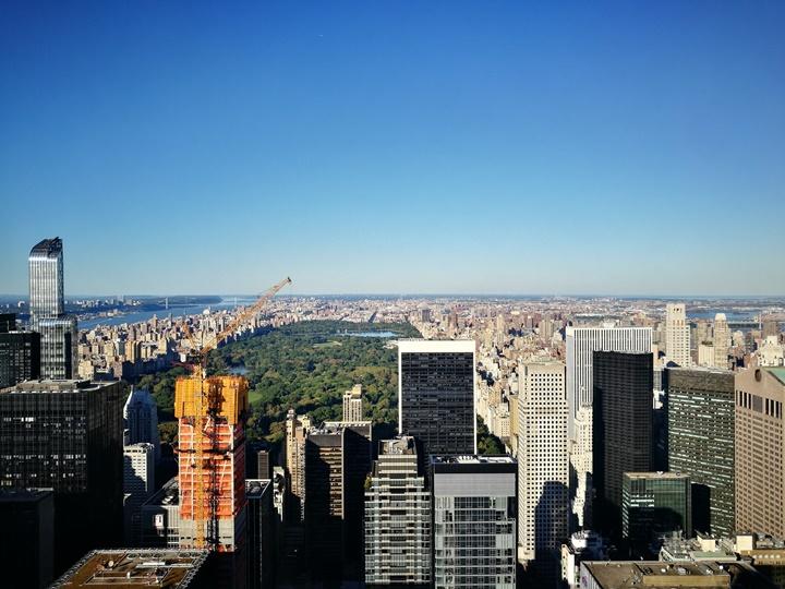 rocktop10 New York-果真大蘋果之紐約真好玩 The Top of the Rock洛克斐洛大樓 日景夜景都美麗