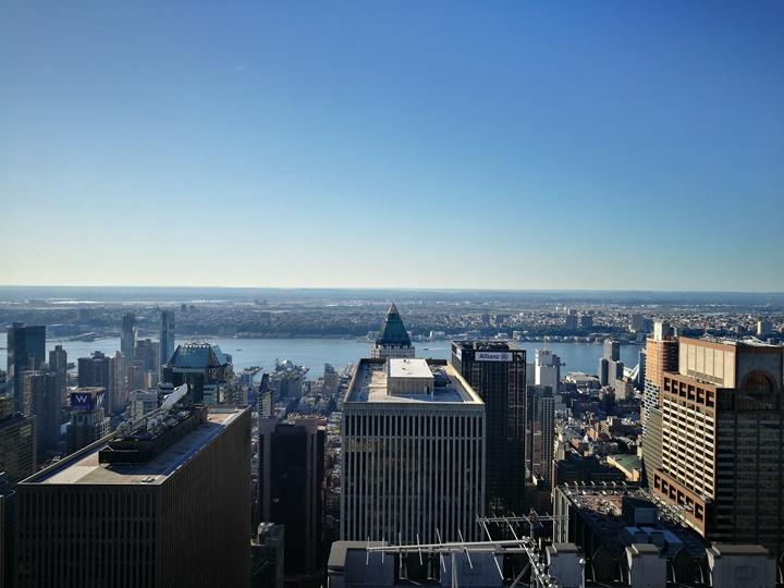 rocktop12 New York-果真大蘋果之紐約真好玩 The Top of the Rock洛克斐洛大樓 日景夜景都美麗