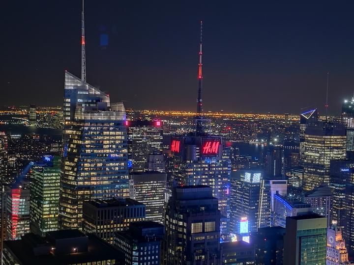 rocktop28 New York-果真大蘋果之紐約真好玩 The Top of the Rock洛克斐洛大樓 日景夜景都美麗