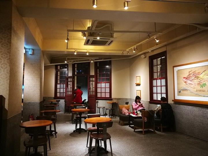 wanhuastarbucks09 萬華-古蹟遇到星巴克 萬華林宅 星巴克艋舺門市