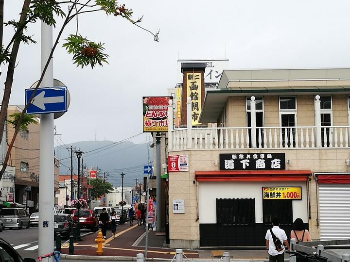 hakodatemorningmarket03 Hakodate-有趣函館朝市 きくよ食堂的海鮮丼飯 北海道必吃