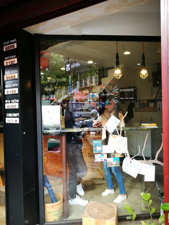 hilastep03 新竹-HILA STEP 馬雅咖啡外帶店之二...平價的好咖啡