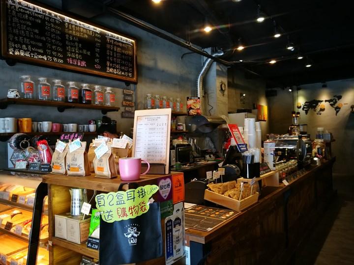 laooo04 中壢-老窩咖啡(站前23) 工業中帶著溫暖的空間