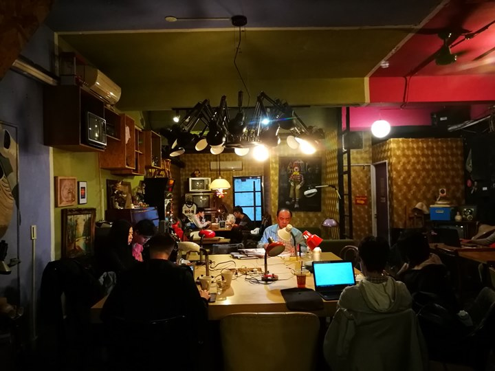 oromo04 信義-Oromo Cafe懷舊風裡的咖啡香