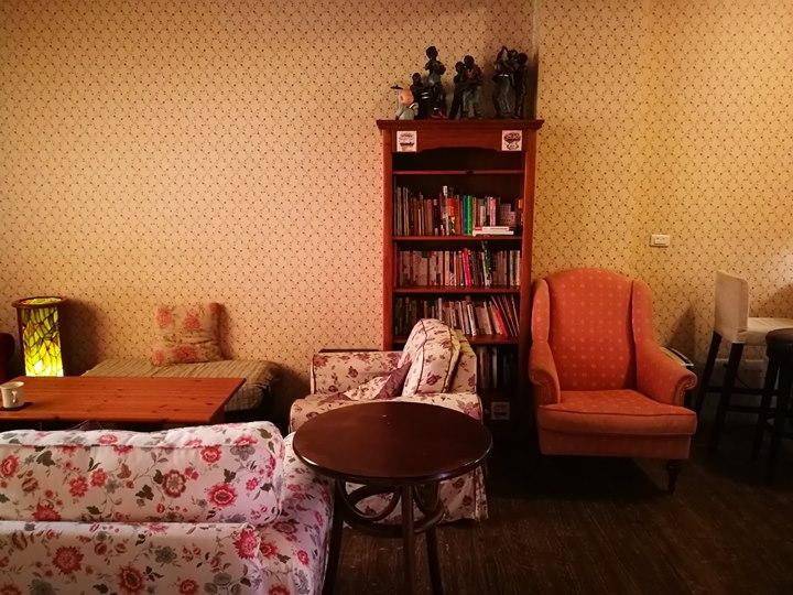 shencafe15 桃園-燊咖啡 復古鄉村風 藝文中心老牌馳名咖啡館