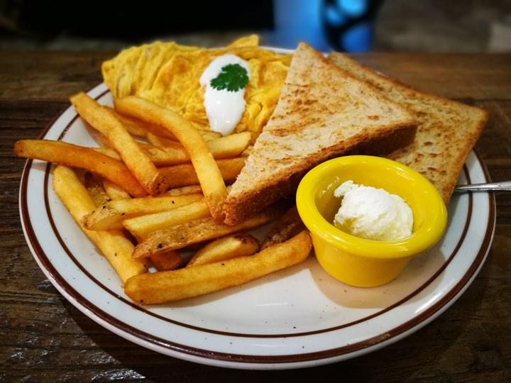 thediner13 南港-樂子 放輕鬆來一份早午餐吧(中信金控園區)