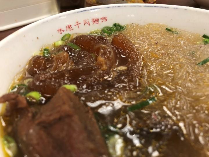 beefnoodless11 大安-永康牛肉麵 湯濃肉香 好吃好吃
